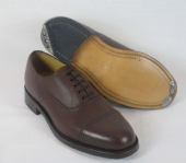 ARMY SERVICE SHOES - BROWN